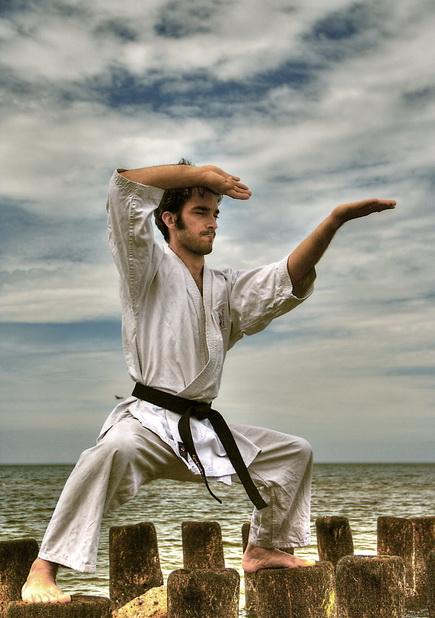 mistrz karate obóz letni