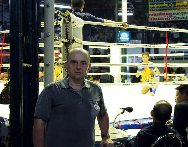 muay thai warszawa boks
