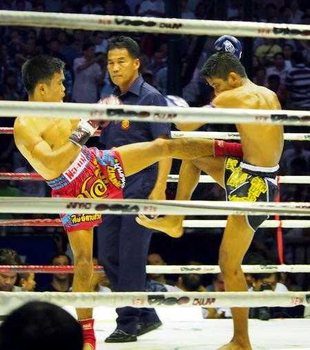 muay thai boxing centrum boksu