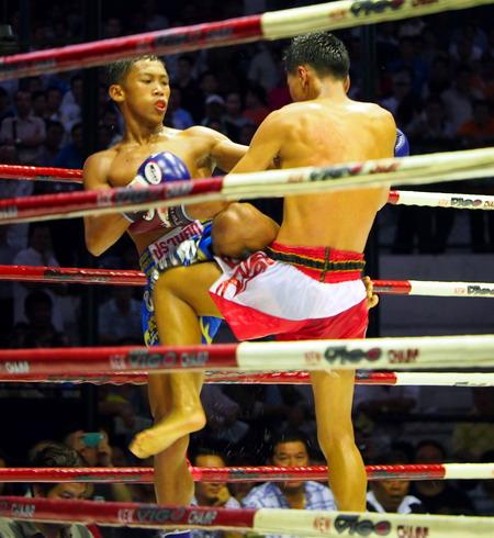 muay thai boxing warszawa