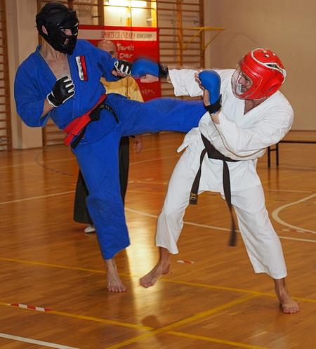 walka wręcz mma jiu-jitsu