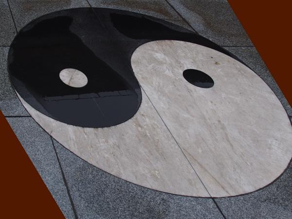 ying yang sztuki walki