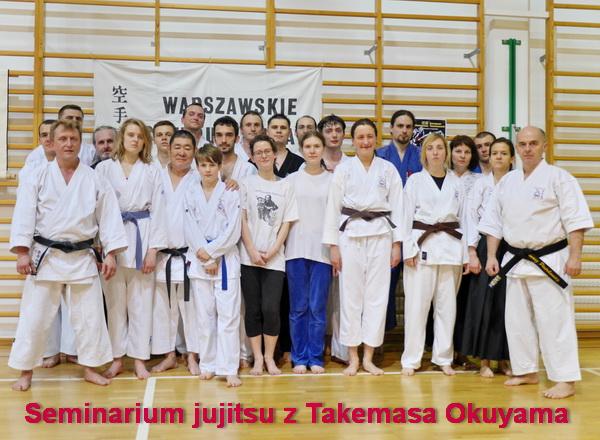 treningi jiujitsu Okuyama sensei