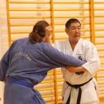seminarium jiu-jitsu Okuyama 9 dan