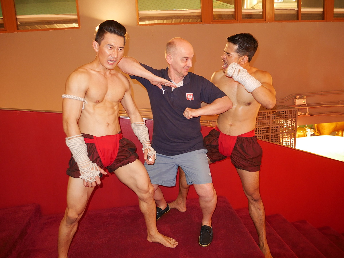muay thai boxing mma