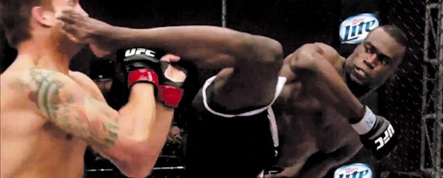 UFC foto z walki